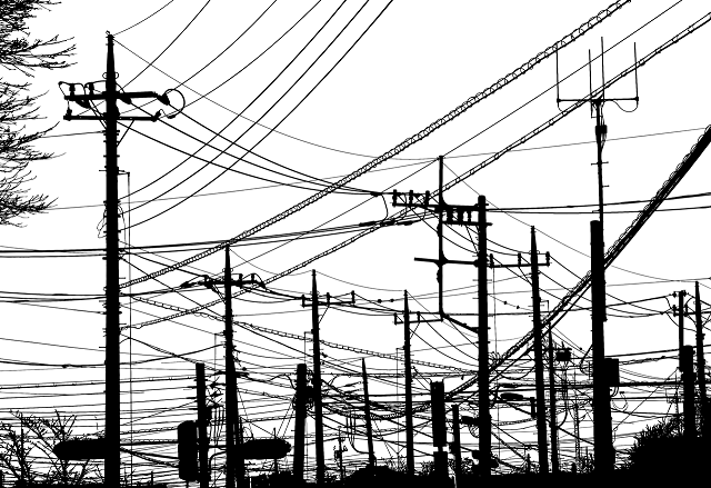 eletric power lines